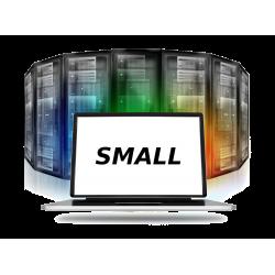 Webhosting-Paket: Small