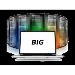 Webhosting-Paket: Big